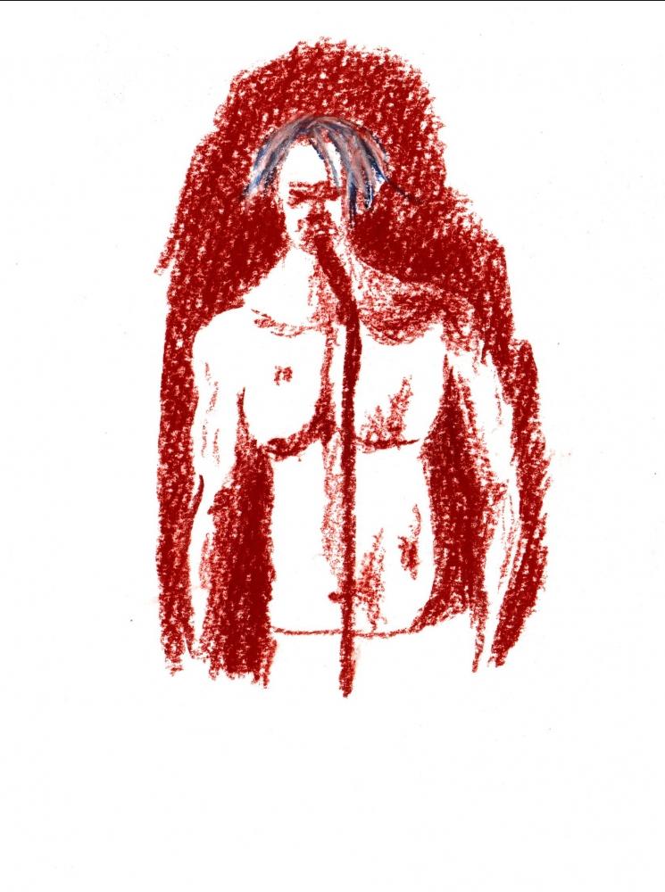 Till Lindemann por Elwinn